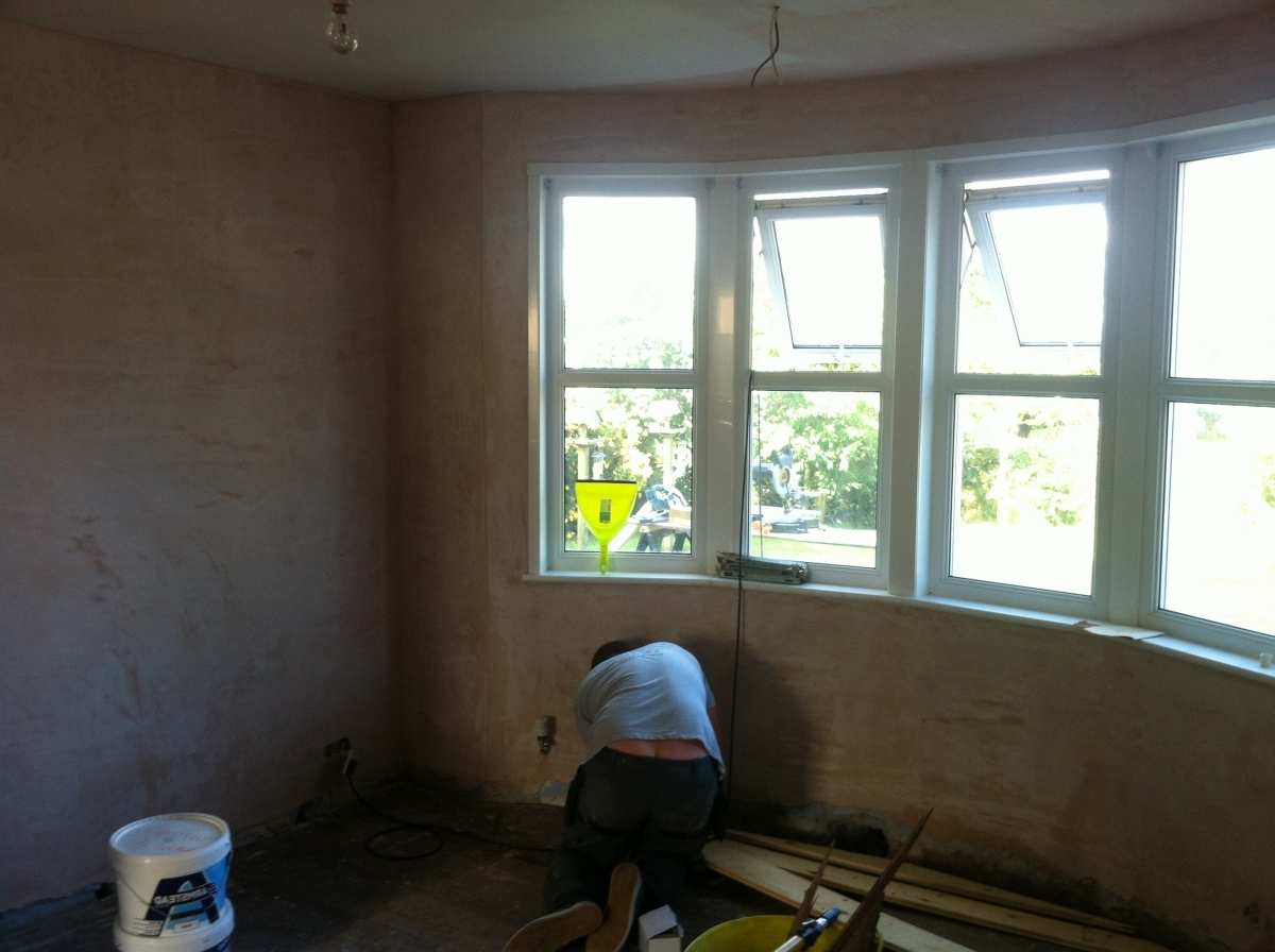 Quality Finish St Stephen Living Room Justpainting